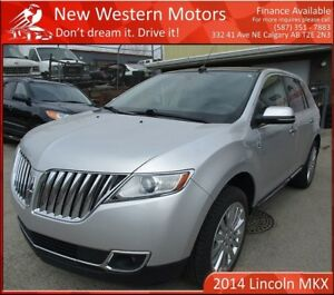 2014 Lincoln MKX Limited AWD