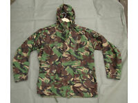 RARE GENUINE Helicopter / Air CREW DPM Mk2A JACKET (Large) Fire Retardant