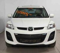 2010 MAZDA CX-7 AWD CUIR+GPS+SUNROOF+4X4