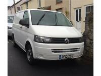 Vw Transporter T5 2012 low mileage no vat
