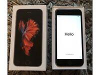 I PHONE 6s 16gb ON EE