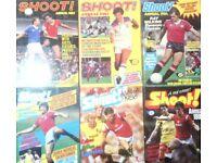 Shoot! Magazine Football Annuals