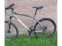 Big frame Carrera vengeance mountain bike in excellent condition