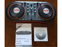 Silvercrest USB DJ Controller SDJ 100 A1 in Excellent Condition - Boxed