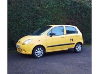 56 Reg Chevrolet Matiz 1.0 **LOW MILEAGE**