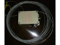 End Fed Antenna 6-40 bands 9-1 unun balun