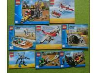 Massive Lego City bundle