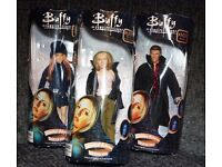 Buffy The Vampire Slayer - Rare- Collectables - Buffy, Angel & Willow