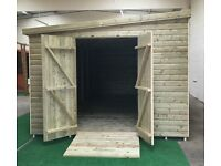 Custom Sheds- Sheds and summerhouses made to order