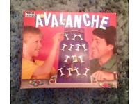 1991 Vintage Avalanche Game by Parker. Complete And Very Good Condition.