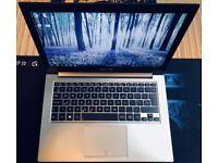 "ASUS ZENBOOK UX31A - 13.3"" Laptop Core i7 3517U - 4GB RAM - 256GB SDD hard drive Win 10 Pro"