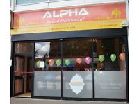 Indian restaurant on Feltham high street for sale very cheap