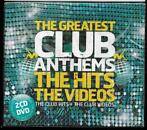 Club Anthems The Greatest The Hits The Video's - (sealed)