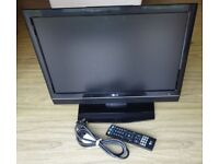 """LG 22LS4D 22"""" HD Ready TV with Remote"""