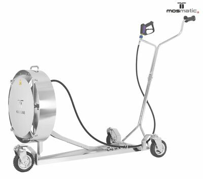Mosmatic Hurricane Pro Undercarriage Cleaner-21in -4000psi13 -gpm Hurp 80.617