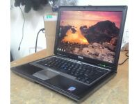 Dell Fast and reliable laptop windows 7 with brand new battery for sale