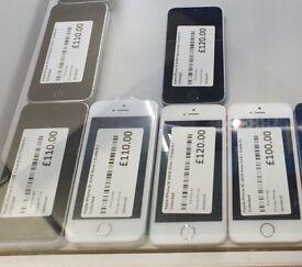 Apple iPhone SE 16GB 32GB 64GB Various