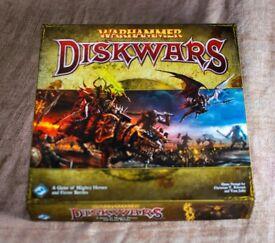 Warhammer Diskwars + Legions of Darkness Expansion