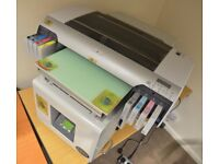 BRAND NEW FLATBED A2 UV PRINTER, NEVER USED - RRP £12,500