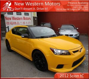 2012 Scion TC TRD SPORT PACKAGE