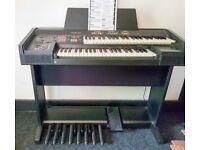 Technics EX30 two manual organ