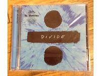 Ed sheeran divide cd new & sealed