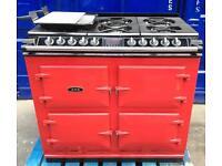 Aga 64 s series range cooker
