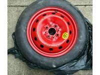 Pirelli Spare Wheel and Tyre