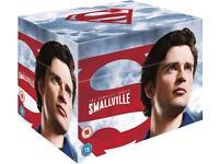 Smallville box set season 1-10 complete
