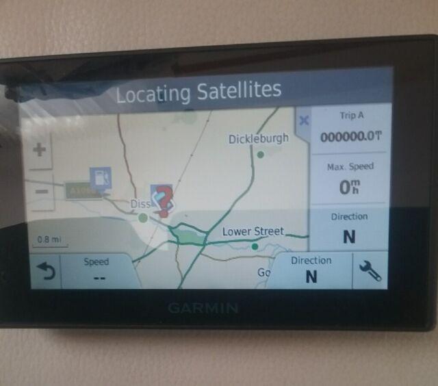 Garmin Drive Smart 51 Europe LMT-D | in Diss, Norfolk | Gumtree