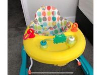Chad valley baby walker £10