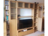 TV Stand, Cabinet, shelving & DVD storage