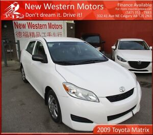 2009 Toyota Matrix Amazing Service Records!Call for more Details