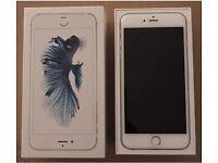 iPhone 6s Plus White/Silver 64GB - UNLOCKED