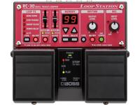Boss RC-30 Looping Station ** Great Condition**