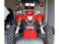Polaris scrambler quad 4x4 500