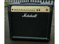 Marshall and Yamaha amplifier guitar etc