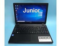 Acer UltraFast 120GB SSD, 4GB Ram, Slimline HD Laptop, Brand New Condition, HDMi, Ms office