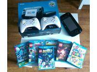 Nintendo Wii U 32G Premium pack