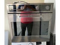 NEB Built In Fan Oven & Grill (Fully Working & 3 Month Warranty)