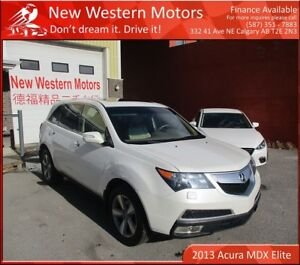 2013 Acura MDX Technology Package!!! Navi! B. Cam!!