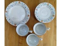 Crockery Set (18 Pc) - (NEW)