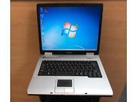 Cheap Toshiba Laptop, 1GB Ram, Microsoft office, 60GB, Very Good Condition, Ready to Use