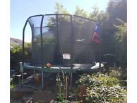 SOLD Jumpking trampoline