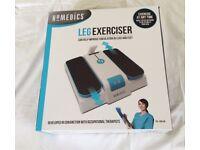 HoMedics PSL-1000-GB Leg Exerciser Walking Mobility Aid Circulation, Reduce Joint Swelling - NEW