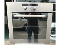 Stainless steel single oven ( fan assisted)