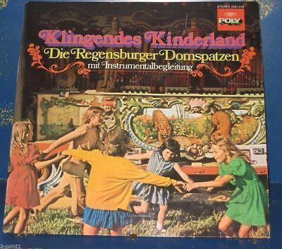 LP Klingendes Kinderland Die Regensburger Domspatzen POLY