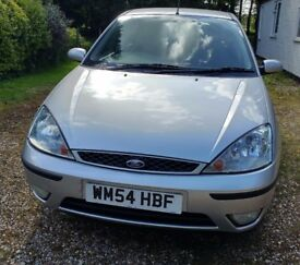2005 Ford Focus Ghia 1.6 5dr Manual - Low Clearance Price!