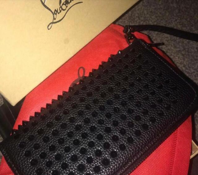96a30694f23 Brand new Christian louboutin women's purse on sale perfect gift for  Valentine's Day | in Bradford, West Yorkshire | Gumtree