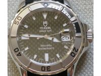 Tudor Hydronaut 1 Ref 89190P with box and papers.
